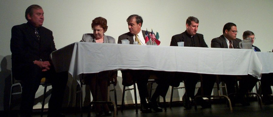 2002 US-Mexican War Conference, Corpus Christi, Texas