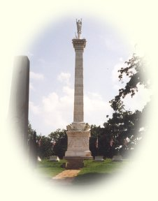 Kentucky's Mexican War monument